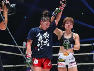 "RENA、RIZIN.24で勝利後""引退""宣言「あと2~3試合で格闘家人生に幕」"