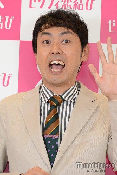 アンガールズ田中卓志(C)モデルプレス