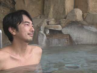 眞島秀和、早春の瀬戸内と山口へ!絶景露天風呂でほっこり…『遠くへ行きたい』