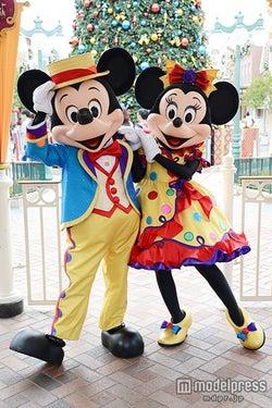 香港ディズニーランドより(写真は顔デザイン変更前)(C)モデルプレス(C)Disney