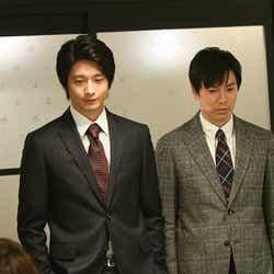 向井理、西村元貴/「きみが心に棲みついた」第7話より(C)TBS