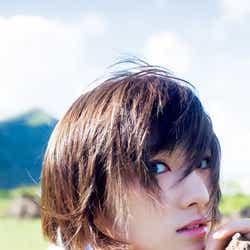 岡田奈々ファースト写真集「飾らない宝石」(ワニブックス刊)より 撮影:桑島智輝