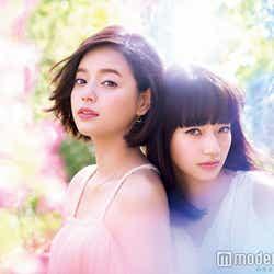 「Ready for Lady 春の学園祭」に出演する岸本セシル&小松菜奈(左から)