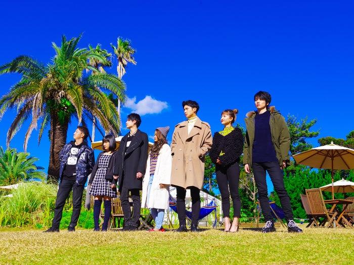 「恋んトス」シーズン7メンバー/撮影:柳内良仁(C)TBS