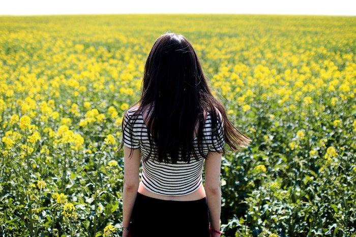 穏やかな性格をしている女性にドキドキ/photo by GAHAG