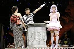 """島崎遥香、""""らしい""""発言で沸かす AKB48「じゃんけん大会2014」"""