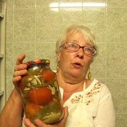 1万キロカロリーのサラダとは?ロシアの暮らしがすごい!