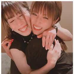 モデルプレス - 深田恭子、吉田沙保里と密着ハグ「会う度に本当に力を貰う」