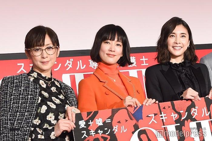 斉藤由貴、水川あさみ、竹内結子 (C)モデルプレス