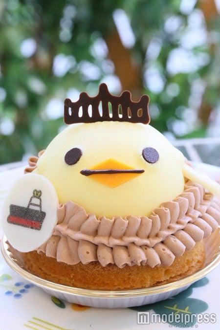 「バリィさんケーキ」800円/画像提供:ことりカフェ