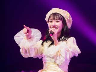 NMB48山本彩加、卒業ライブで同期全員へ胸熱メッセージ「私の隣にいてくれてありがとう」<卒業コンサート~最後の一色~>