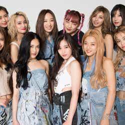 7月24日にニューシングル「シンデレラフィット」をリリースするE-girls(C)モデルプレス
