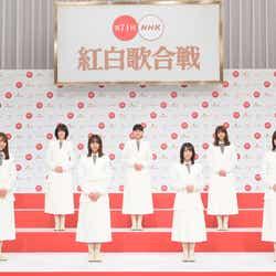 モデルプレス - 櫻坂46、紅白初出場 欅坂46からは5年連続<第71回 NHK紅白歌合戦>