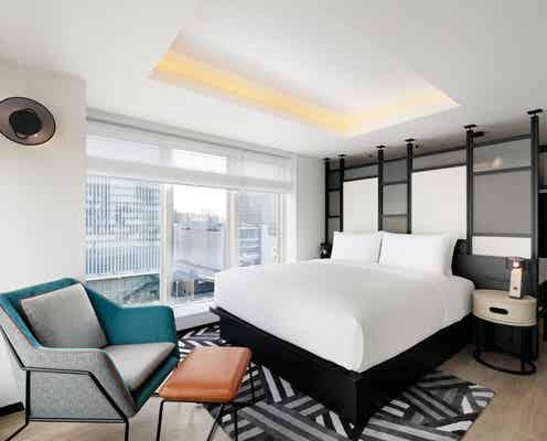 「アロフト大阪堂島」2021年6月28日開業、関西初進出のライフスタイルホテル