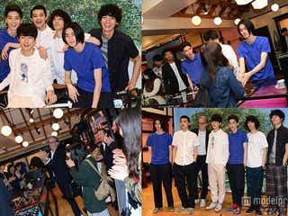 「MEN'S NON-NO」坂口健太郎、栁俊太郎らがファンと交流 「嬉しい」変化&ポール・スミスとの再会に感激