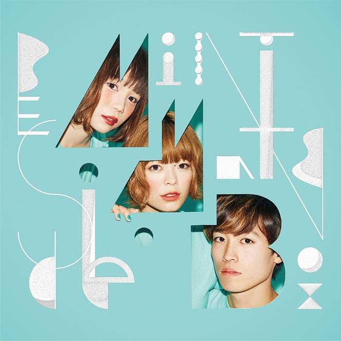 MINT mate box 2nd EP『beside』(提供写真)