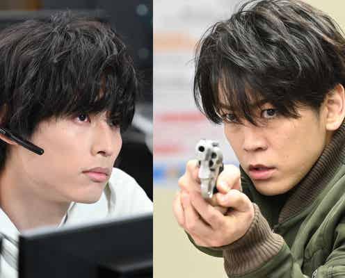 KAT-TUN亀梨和也、SixTONES松村北斗とドラマ撮影中に「使えないような秘密の男子トークを…」<「レッドアイズ」インタビュー>
