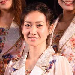 同期全員が卒業を迎え涙した大島優子(C)モデルプレス