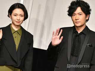 稲垣吾郎、二階堂ふみを称賛「僕にとってミューズ」<ばるぼら>