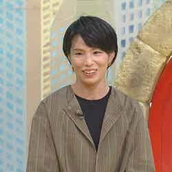 松本薫 (C)日本テレビ