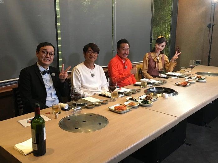 (左から)岡安章介、さまぁ~ず、伊藤ゆみ/画像提供:テレビ愛知