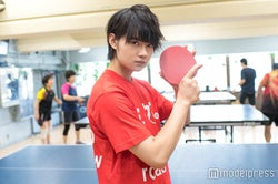 """佐野勇斗、ガチで卓球大会目指します!人生初の挑戦""""佐野クエスト""""始動で目標を宣言<ミックス。>"""