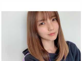 真野恵里菜、自宅で前髪セルフカット「この長さは2年ぶりくらい」