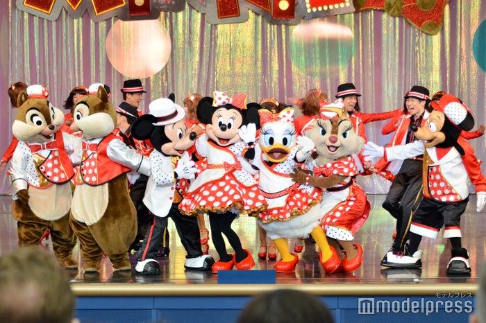 フィナーレ/「イッツ・ベリー・ミニー!」(C)モデルプレス(C)Disney