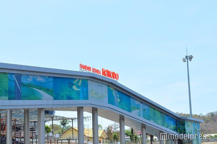 フローレス島のラブハンバジョーに到着!「ラブハンバジョー空港」または「コモド空港」と呼ばれている(C)モデルプレス