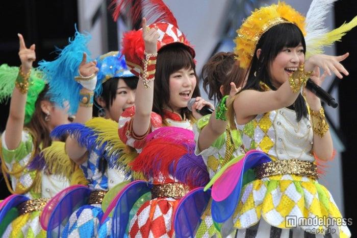 AKB48ライブの模様/「AKB48 スーパーフェスティバル ~日産スタジアム、小(ち)っちぇっ!小(ち)っちゃくないし!!~」