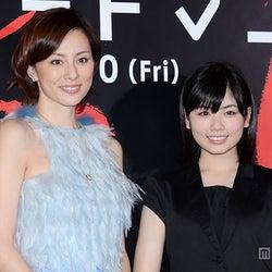 米倉涼子、後輩・小芝風花に期待「恐ろしい敵がやってきた」