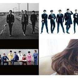 浜崎あゆみ、BIGBANG、三代目JSB、SUPER JUNIOR、EXOらが参戦「a-nation stadium fes.」出演者第一弾決定