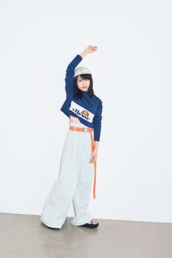 有村架純「mini」5月号(2017年4月1日発売)/画像提供:「mini」(宝島社)より