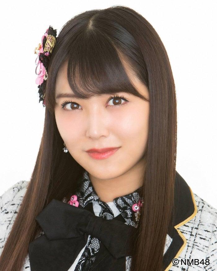 白間美瑠(C)NMB48