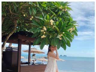 久間田琳加、圧巻の色白美脚披露「美しすぎ」「憧れ」と絶賛の声