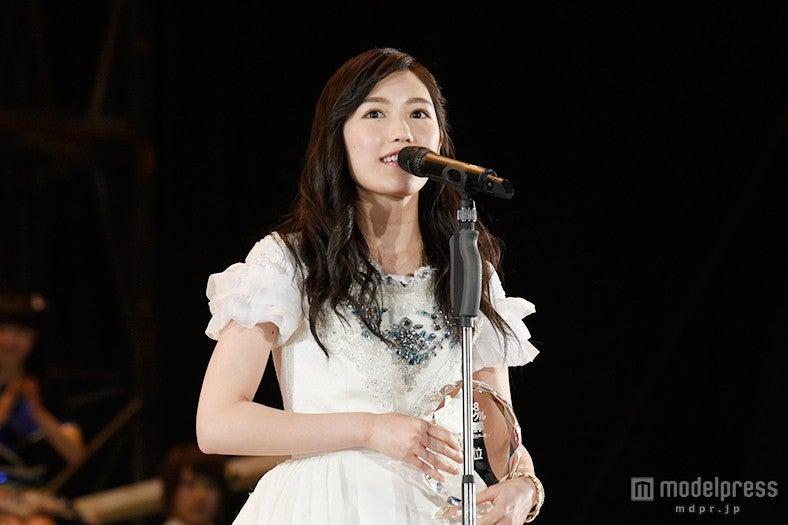 渡辺麻友、順位発表<第7回AKB48選抜総選挙>(C)AKS【モデルプレス】