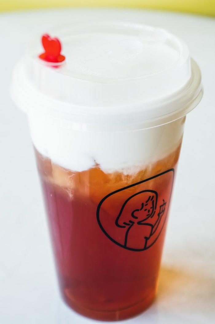 TENDERチーズティー(紅茶)/画像提供:H.C合同会社