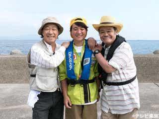 武田鉄矢、連ドラ『釣りバカ日誌』出演に「運命的なものを感じた」