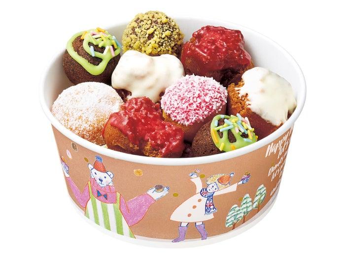 ドーナツポップ クリスマス 24個セット/画像提供:ミスタードーナツ
