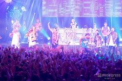 "EXILE&三代目JSB、MAKIDAI""DJイベント""にサプライズ登場でファン熱狂"