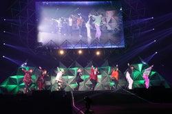 T.M.Revolution西川貴教×山下健二郎(三代目J Soul Brothers)×FANTASTICS (画像提供:ニッポン放送)