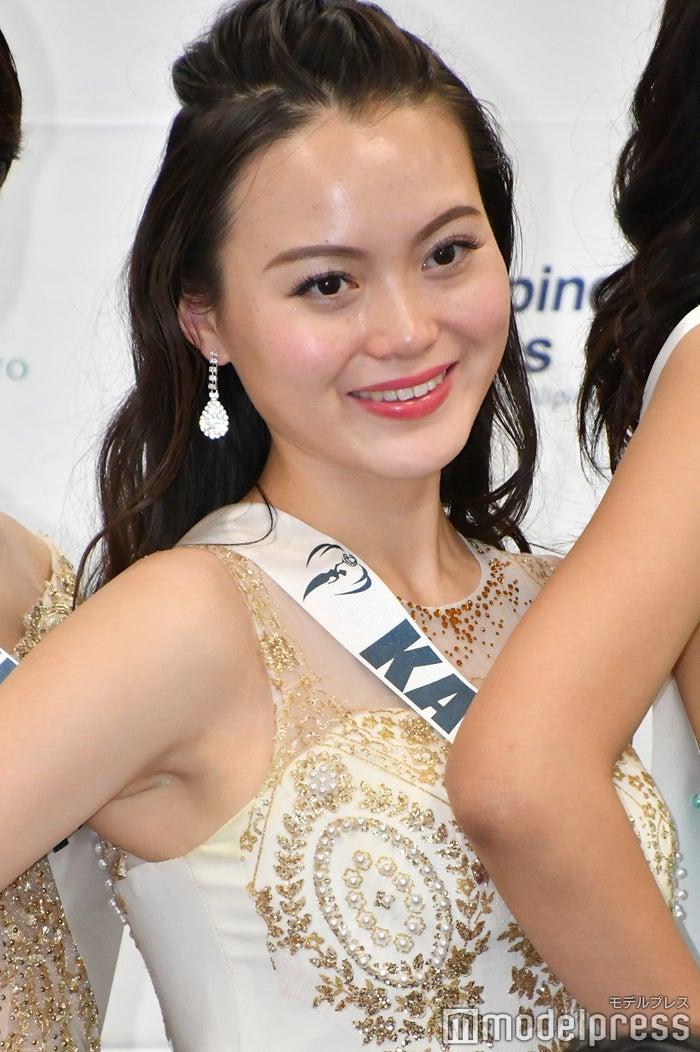 冨田麻友さん(C)モデルプレス