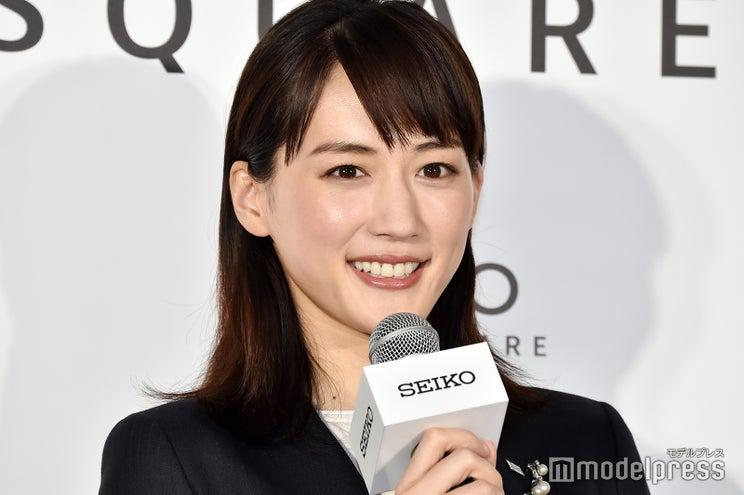 綾瀬はるか、自身の流行語を発表「義母と娘のブルース」の影響で「1番言ったかなと思う言葉」
