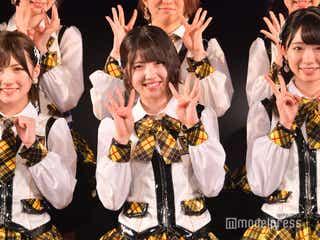 """AKB48新チーム4公演""""期待の新星""""山内瑞葵センターで開幕 村山彩希がスパルタキャプテンに成長<「手をつなぎながら」公演レポ>"""