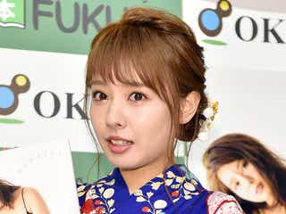 山田菜々、渡辺美優紀のNMB48卒業&実妹・寿々の加入にコメント