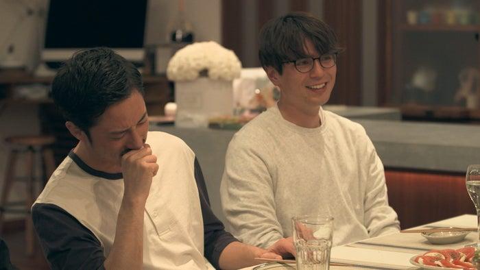 貴之、至恩「TERRACE HOUSE OPENING NEW DOORS」16th WEEK(C)フジテレビ/イースト・エンタテインメント