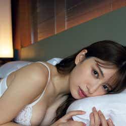 雪平莉佐(C)小塚毅之/週刊プレイボーイ