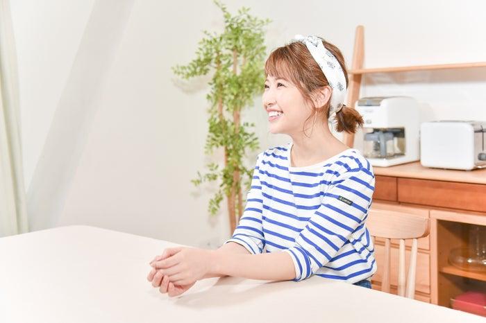 料理をすることで、生活にメリハリが出たという/舟山久美子