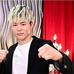 正式発表!那須川天心、2022年にキックボクシング引退・ボクシング転向へ