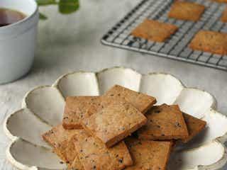 グルテンフリー!「ごまきな粉クッキー」の作り方